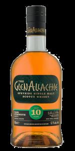 The Glenallachie 10 Cask Strength Batch 1. Image courtesy The Glenallachie Distillery Company.