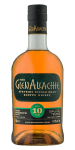 The Glenallachie 10 Cask Strength Batch 2. Image courtesy The Glenallachie Distillery Company.