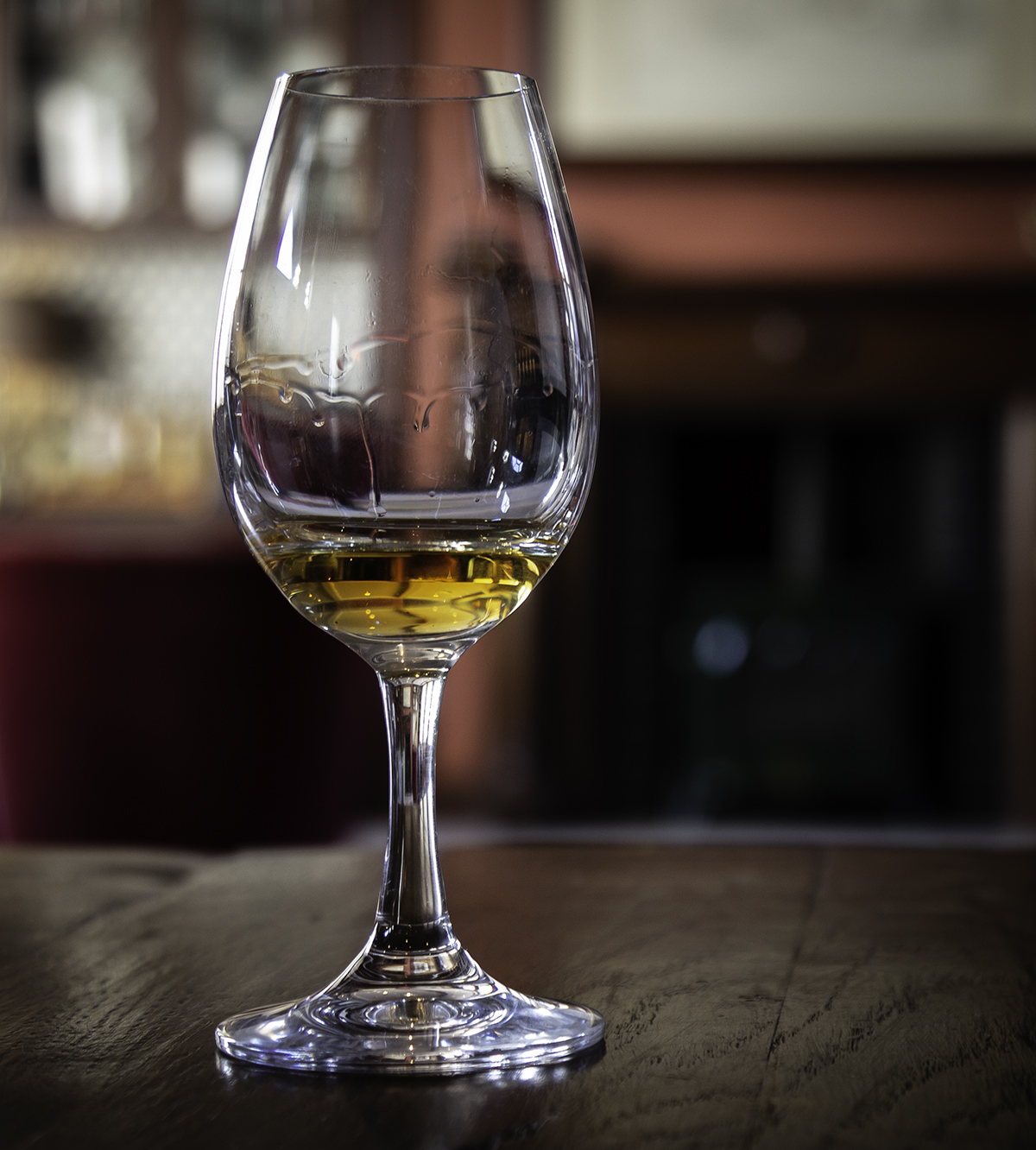 There are few things in life as photogenic as the light playing off a glass of whisky in just the right way...