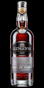 Glengoyne 25 Year Old. Image courtesy Glengoyne.