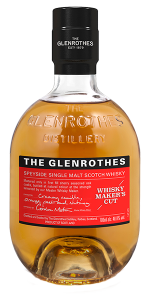 The Glenrothes Whisky Maker's Cut. Image courtesy The Glenrothes/Edrington.
