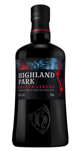 Highland Park Dragon Legend. Image courtesy Highland Park/Edrington.