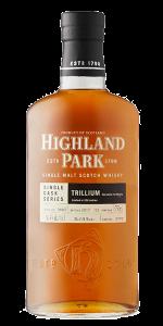 Highland Park Trillium. Image courtesy Highland Park/Edrington.