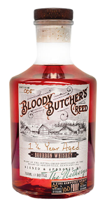 Jeptha Creed Bloody Butcher's Creed. Image courtesy Jeptha Creed Distillery.