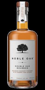 Noble Oak Double Oak Bourbon. Image courtesy Edrington Americas.