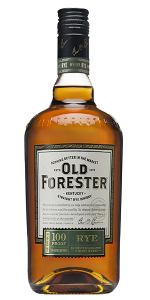 Old Forester 100 Proof Rye. Image courtesy Old Forester/Brown-Forman.