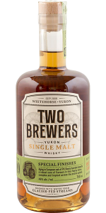Two Brewers Release 09. Image courtesy Yukon Spirits.