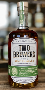 Two Brewers Release 10. Image courtesy Yukon Spirits.
