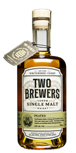Two Brewers Release 12. Image courtesy Two Brewers/Yukon Spirits.