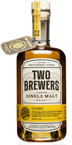 Two Brewers Release 13. Image courtesy Two Brewers/Yukon Spirits.