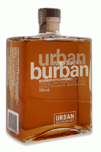 Urban Burban. Image courtesy Urban Distillers.