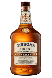 Gibson's Finest Venerable. Image courtesy William Grant & Sons.