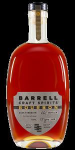 Barrell Craft Spirits Bourbon Batch #1. Image courtesy Barrell Craft Spirits.
