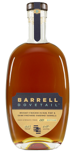 Barrell Dovetail. Image courtesy Barrell Craft Spirits.