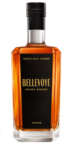 Bellevoye Noir Triple Malt. Image courtesy Bellevoye/Les Bienheureux.