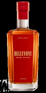 Bellevoye Rouge Triple Malt. Image courtesy Bellevoye/Les Bienheureux.