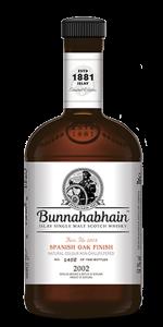 Bunnahabhain 2018 Feis Ile Spanish Oak Finish. Image courtesy Bunnahabhain/Distell.