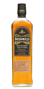 Bushmills Acacia Distillery Exclusive. Image courtesy Bushmills.