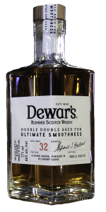 Dewar's Double Double 32 Years Old. Photo ©2019, Mark Gillespie/CaskStrength Media.