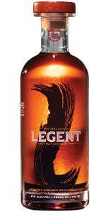 Legent Bourbon. Image courtesy Beam Suntory.