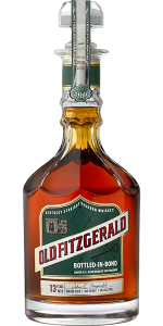 Old Fitzgerald Bottled in Bond Spring 2019 Release. Image courtesy Heaven Hill.