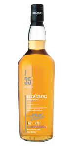 anCnoc 35 Second Release. Image courtesy anCnoc.