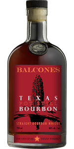 Balcones Texas Pot Still Bourbon. Image courtesy Balcones Distilling.