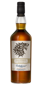 Dalwhinnie Winter's Frost: House Stark Edition. Image courtesy Diageo.