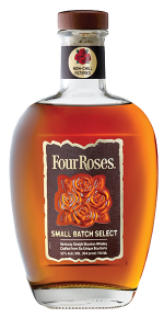 Four Roses Small Batch Select. Image courtesy Four Roses.