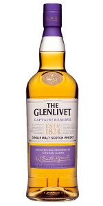 The Glenlivet Captain's Reserve. Image courtesy The Glenlivet.