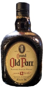 Grand Old Parr 12. Photo ©2019, Mark Gillespie/CaskStrength Media.