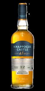 Knappogue Castle Marsala Cask Finish. Image courtesy Castle Brands.