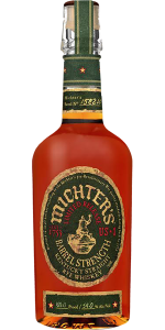 Michter's US*1 Barrel Strength Rye. Image courtesy Michter's Distillery LLC.