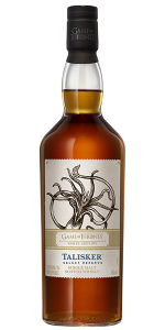 Talisker Select Reserve: House Greyjoy Edition. Image courtesy Diageo.
