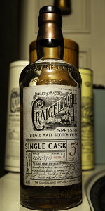 Craigellachie 51. Photo ©2019, Mark Gillespie/CaskStrength Media.