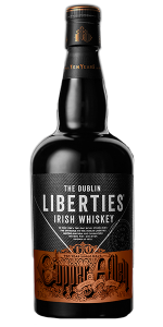 The Dublin Liberties Copper Alley whiskey. Image courtesy First Ireland Spirits.