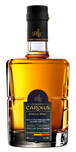 Gouden Carolus Single Malt Whisky. Image courtesy Het Anker.
