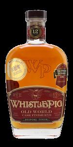 WhistlePig Rye Amburana Finish. Image courtesy Speciality Drinks Ltd.