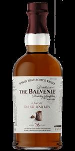 The Balvenie A Day of Dark Barley. Image courtesy The Balvenie.