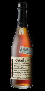 "Booker's Bourbon Batch 2019-2 ""Shiny Barrel Batch."" Image courtesy Beam Suntory."