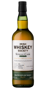 Irish Whiskey Society - Marrowbone Lane 2016 Centenary Edition. Photo courtesy Irish Whiskey Society.