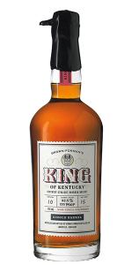King of Kentucky Bourbon 2019 Edition. Image courtesy Brown-Forman.