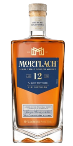 """Mortlach 12 """"The Wee Witchie."""" Image courtesy Diageo."""