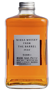 Nikka Whisky From The Barrel. Image courtesy Nikka Whisky.