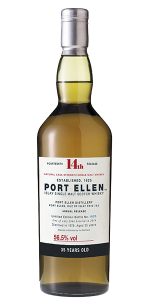 Port Ellen 35 Years Old (2014 Release). Image courtesy Diageo.