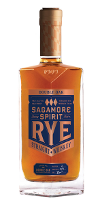 Sagamore Spirit Double Oak Rye. Image courtesy Sagamore Spirit Distillery.