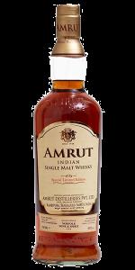 Amrut Single Cask #662. Image courtesy Norfolk Wine & Spirits.