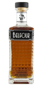 Belfour Spirits Rye Whiskey. Photo ©2019, Mark Gillespie/CaskStrength Media.