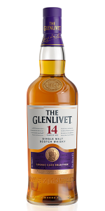 The Glenlivet 14. Image courtesy The Glenlivet.