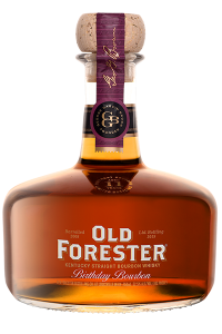 Old Forester 2019 Birthday Bourbon. Image courtesy Old Forester.